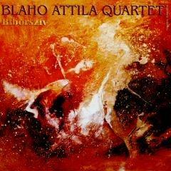 Blahó Attila Quartet - Bíborszív CD