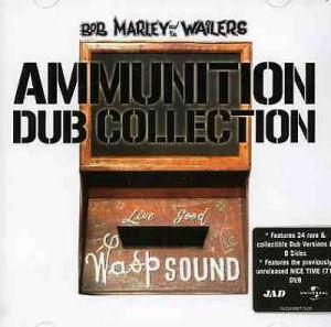 Bob Marley & The Wailers - Ammunition Dub Collection CD