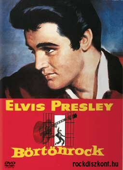 Elvis Presley - Börtönrock (Jailhouse Rock) DVD