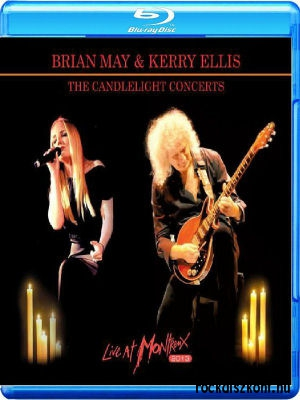 Brian May & Kerry Ellis - The Candlelight Concerts - Live At Montreux 2013 (Blu-ray+CD)