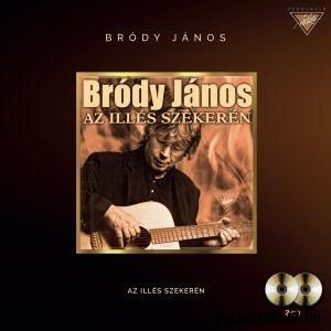 Bródy János - Az Illés szekerén (Extra kiadás 2018) 2CD