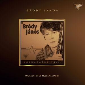 Bródy János - Kockázatok és mellékhatások + 2 Bónusz (Remaster 2017) CD