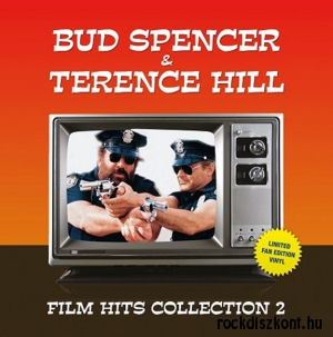 Bud Spencer & Terence Hill - Film Hits Collection 2: Limited Fan Edition (Vinyl) LP