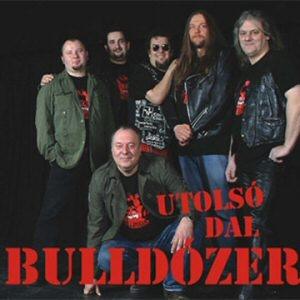 Bulldózer - Utolsó Dal CD