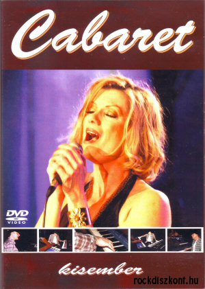 Cabaret - Kisember DVD+CD