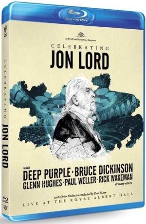 Deep Purple & Friends - Celebrating Jon Lord (with Dickinson, Hughes, Wakeman) BD (Blu-ray Disc)