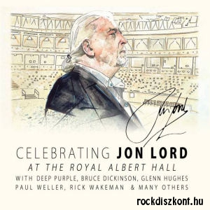 Celebrating Jon Lord - The Composer CD