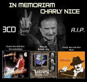 Charly Horváth Nice - In Memoriam Charly Nice 3CD
