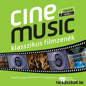 Cinemusic - Klasszikus filmzenék  - Various Artists CD