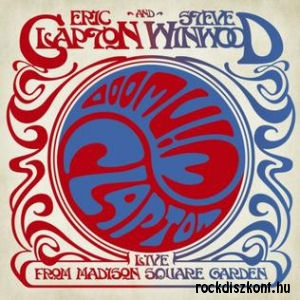 Eric Clapton & Steve Winwood - Live From Madison Square Garden 2CD