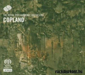 Aaron Copland - Billy The Kid SACD