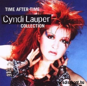 Cyndi Lauper - Time After Time: Cyndi Lauper Collection CD