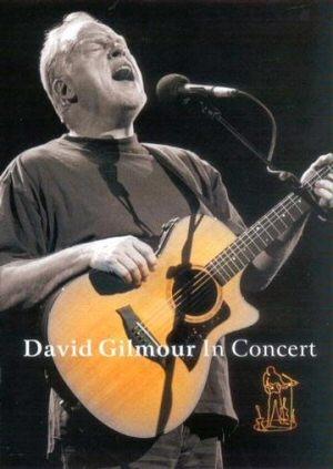 David Gilmour - In Concert DVD