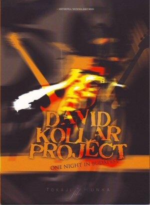 David Kollar Project - One Night in Budapest DVD