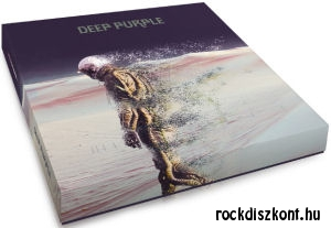 "Deep Purple - Whoosh! (Fanbox) 2LP+CD+DVD+3 x 10"" Vinyl+T-Shirt"