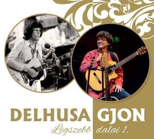 Delhusa Gjon - Legszebb dalai 1. - CD