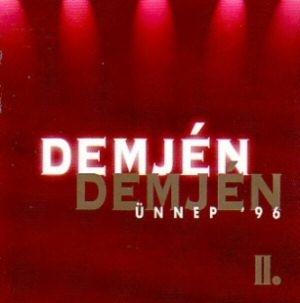 Demjén Ferenc - Ünnep 96 - II. CD