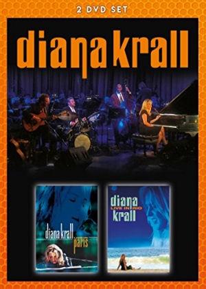 Diana Krall - Live in Paris / Live in Rio - 2DVD