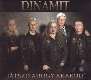 Dinamit - Játszd, ahogy akarod (ének: Rudán Joe) Remake 2015 - CD