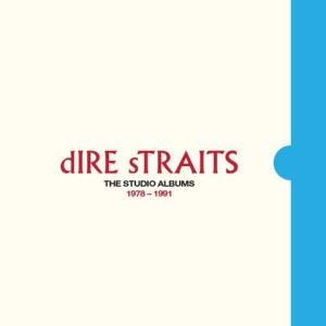 Dire Straits - The Studio Albums 1978-1991 - 6CD Box