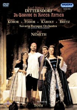 Dittersdorf - Il Barone di Rocca Antica DVD