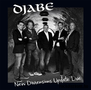 Djabe - New Dimensions Update Live CD