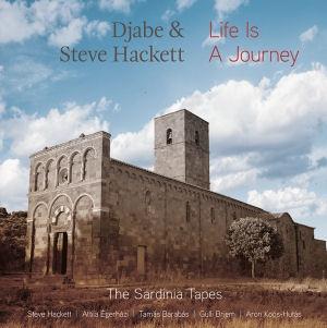 Djabe & Steve Hackett - Life Is A Journey - The Sardinia Tapes (2x180 gram Clear Vinyl) 2LP