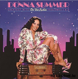 Donna Summer - On the Radio: Greatest Hits Volumes I & II (Vinyl) 2LP