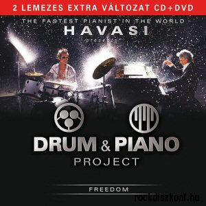 Drum & Piano Project (Havasi & Endi) - Freedom CD+DVD