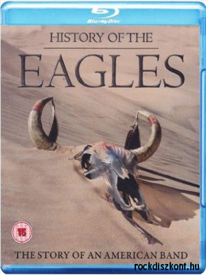 Eagles - History of the Eagles - The Story Of An American Band - BD (Blu-ray Disc)