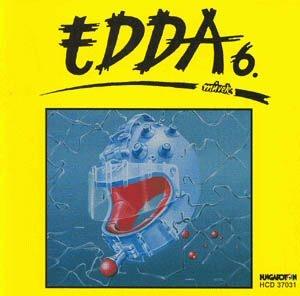 Edda Művek - 6 (2000 remaster) (Edda 6) CD
