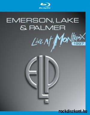 Emerson, Lake & Palmer - Live at Montreux 1997 BD (Blu-ray Disc)