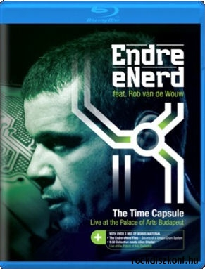 Endre eNerd - The Time Capsule - Live at the Palace of Arts Budapest (3D Blu-Ray)