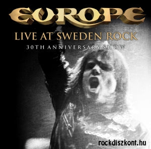 Europe - Live at Sweden Rock: 30th Anniversary Show 2CD
