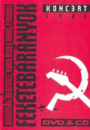 Bizottság - Beatrice - HBB - P. Mobil - Fekete Bárányok Koncert 1980 (első kiadás) DVD+CD
