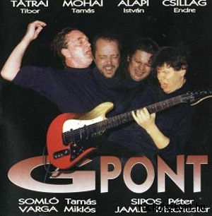 G-Pont - G-Pont CD