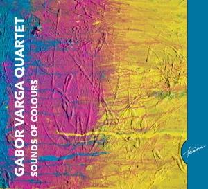Gabor Varga Quartet - Sounds of Colours CD