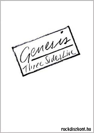 Genesis - Three Sides Live (DVD)
