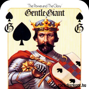 Gentle Giant - The Power And The Glory (2014 remaster) CD+DVD