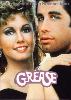 Grease - amerikai musical, romantikus, filmvígjáték (Szinkronizált változat) DVD