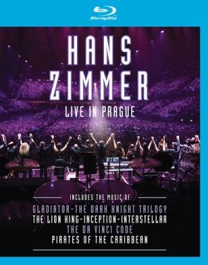 Hans Zimmer - Live In Prague (Blu-ray)