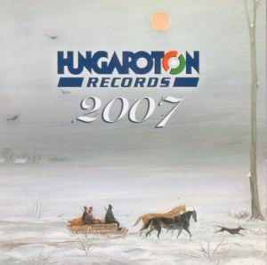 Hungaroton Records 2007 - Compilation / Válogatás (kartontokos) DVD