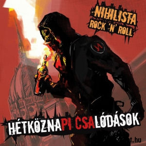 HétköznaPI CSAlódások - Nihilista Rock 'n' Roll CD