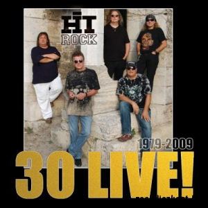 HitRock - 30 Live! + Ikarusz (2015 remaster) CD