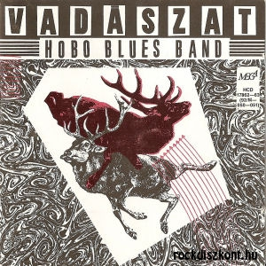 Hobo Blues Band - Vadászat 2CD