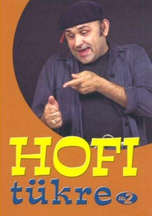 Hofi Géza - Hofi tükre 2. - VHS videókazetta