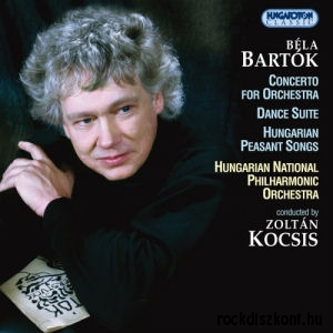 Bartók Béla - Concerto for Orchestra + Dance Suite + Hungarian Peasant Songs SACD
