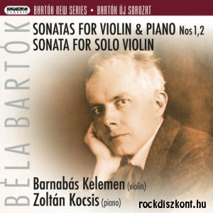Bartók Béla - Violin Sonatas SACD