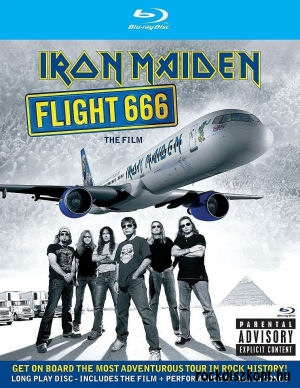 Iron Maiden - Flight 666 - The Film BD (Blu-Ray Disc)