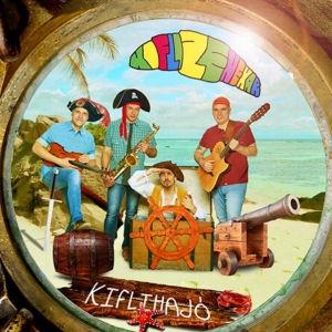 Kifli zenekar - Kiflihajó CD